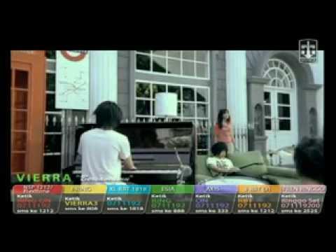 Vierra Bersamamu HD Video Clip