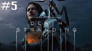Death Stranding - Dziwna ale ciekawa gra :D