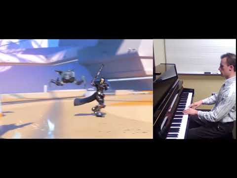 Overwatch Victory Theme Piano (Original by...