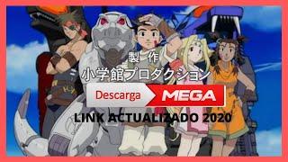 Descargar Zoids Mega español latino temporada 1 y 2