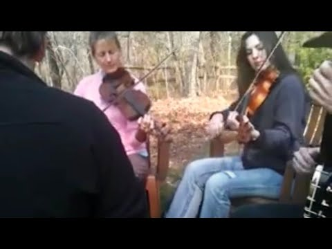 Duck River - Oldtime Jam - Eli Fitch and friends