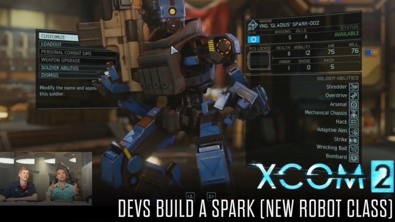 Spark Xcom  Build