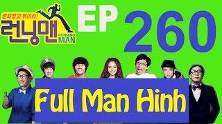 Running Man tập 260 vietsub –SBS TV