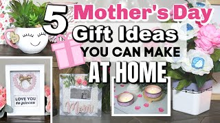 🎀 Diy Mother's Day Gifts You Can Make At Home | 5 Dollar Tree Diy Mother's Day Gift Ideas 2020