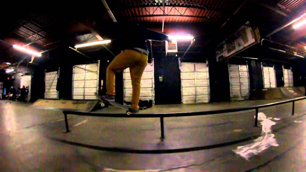 Skate naked Columbus, Ohio - YouTube