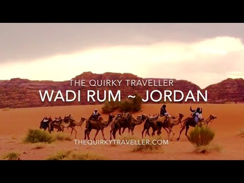 Quirky Travel Guide: Desert Adventure in Wadi Rum, Jordan