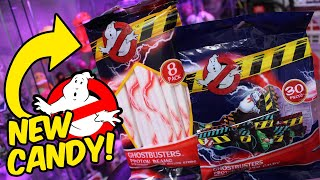 Let's eat imported Ghostbusters candy! (Ghostbusters News Halloween Countdown)