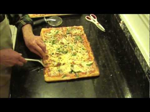 Italian Homemade Pizza Recipe