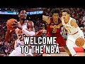 """NBA """"Welcome To The NBA"""" Moments (2018 Draft Class Edition)"""