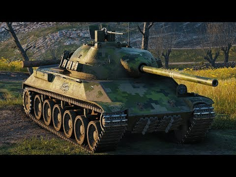 World of Tanks TVP T 50/51 - 8 Kills 10,9K Damage