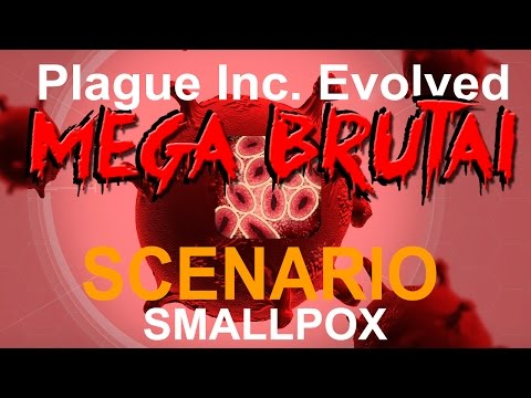 Plague Inc. Evolved: Smallpox MEGA BRUTAL