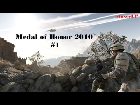 MEDAL OF HONOR 2010 {Schwer} #01 Kusch Hindu! Kush! - Let's play [German uncut blind HD+]
