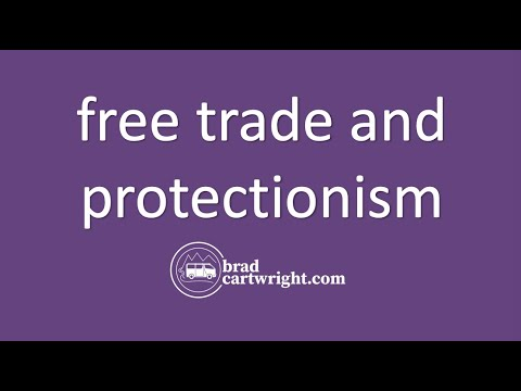 Free Trade and Protectionism Series:  Introduction and Overview