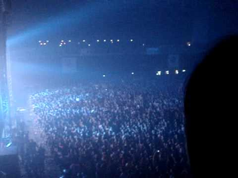 Out of space (Prodigy) live in Athens 2010