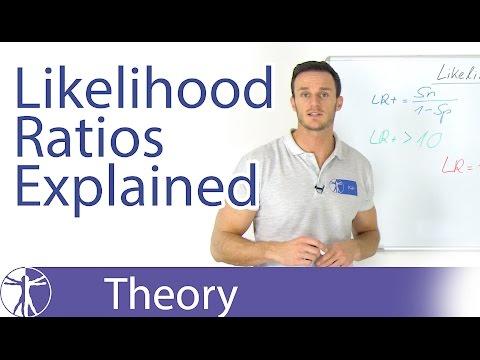 Likelihood Ratios Explained