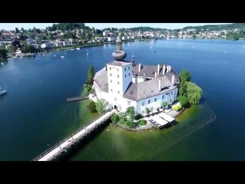 Austria - Drone aerial view