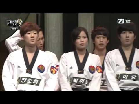 Biểu diễn Taekwondo trên nền nhạc EXO cực chất