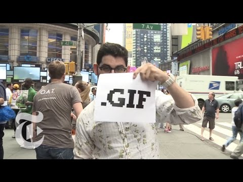 How Do You Pronounce GIF?   The New York Times