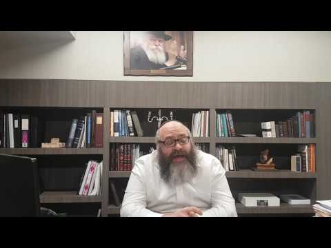 Rabbi Moshe's special prayer for peace to the citizens of Quebec and around the world.