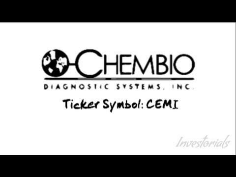 Chembio Diagnostics Inc., Ticker Symbol: CEMI