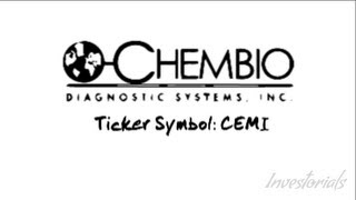 Chembio Diagnostics Inc., Ticker Symbol: CEMI