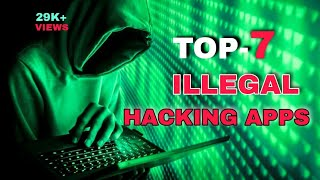 Top 7 Powerful Hacking Apps for ANDROID 😈 || No Root Required