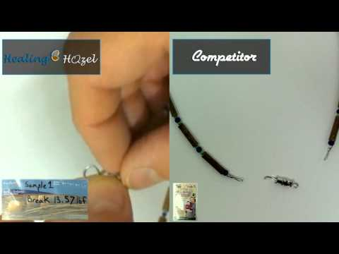 Healing Hazel – Safest hazelwood baby necklaces on the market