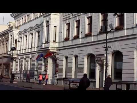 Prząśniczka - hejnał Łodzi ul.Piotrkowska