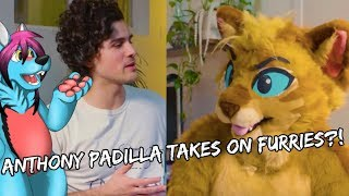 I spent a day with FURRIES (face reveal) by Anthony Padilla - Furry Review/Analysis