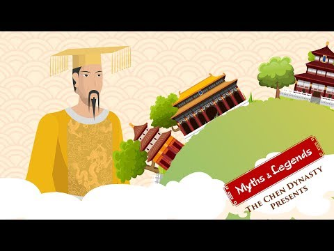 The LEGENDARY First EMPEROR of China The YELLOW EMPEROR
