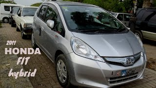 Honda Fit Review | Hybrid 2011