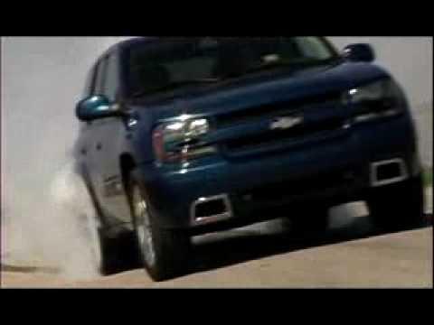 Fun With A Chevy Trailblazer SS V8TV-Video