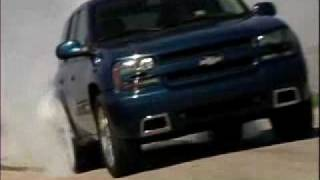 Fun With A Chevy Trailblazer SS V8TV-Video