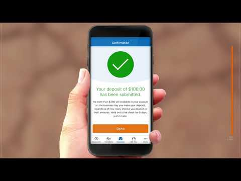 Navy Federal Mobile Banking: Check Deposit | Australia