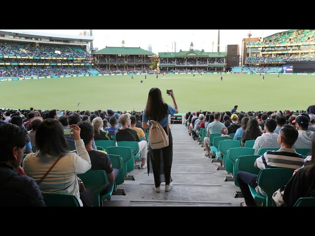 NSW issue last-minute mask mandate for SCG test match
