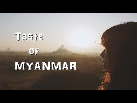Travel Diary // Myanmar ♡