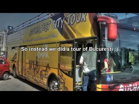 Bucharest, Romania City Tour