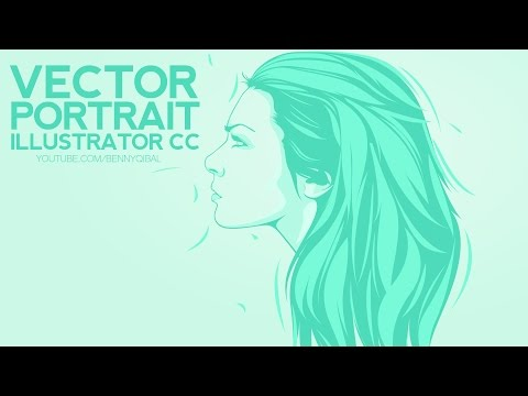 Vector ART With Pen Tool Illustrator Tutorials thumbnail