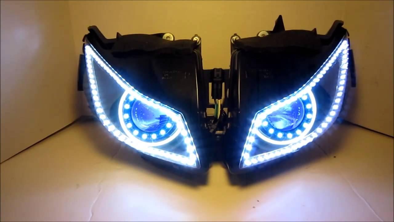 2012 2013 1000rr Hid Projector Headlights Bixenon Dual