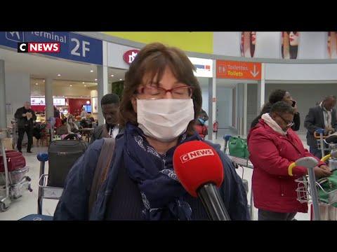Coronavirus: comment sont contrôlés les voyageurs à l'aéroport Roissy-Charles de Gaulle ?