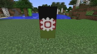 How to make the National Flag of Afghanistan [AFG]//Minecraft