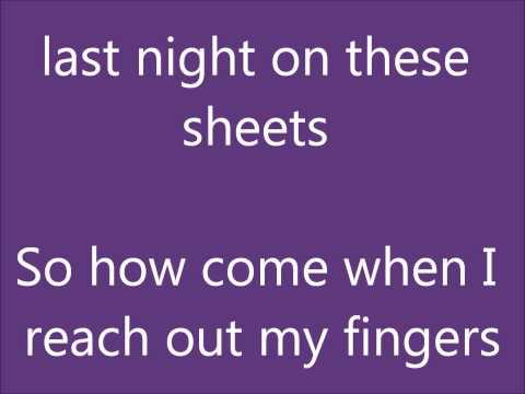 California King Bed(Lyrics)