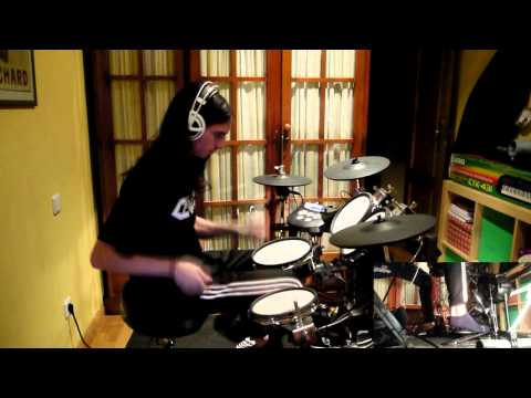 Holy Wars - Megadeth (Drum cover)