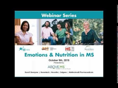 Emotions and Nutrition in MS