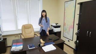 видео Рабочий кабинет проекта