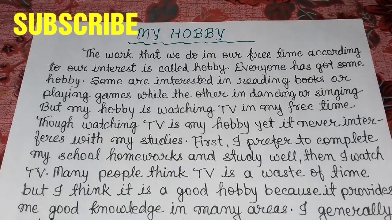 6 Paragraph Essay