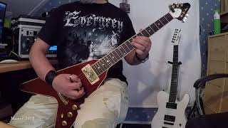 Amorphis - Heart Of The Giant  ( cover / playthrough )