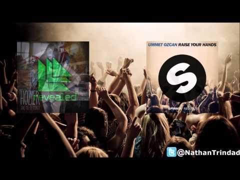 Hardwell - Take Me To Church vs Ummet Ozcan - Raise Your Hands (T&T Mashup)