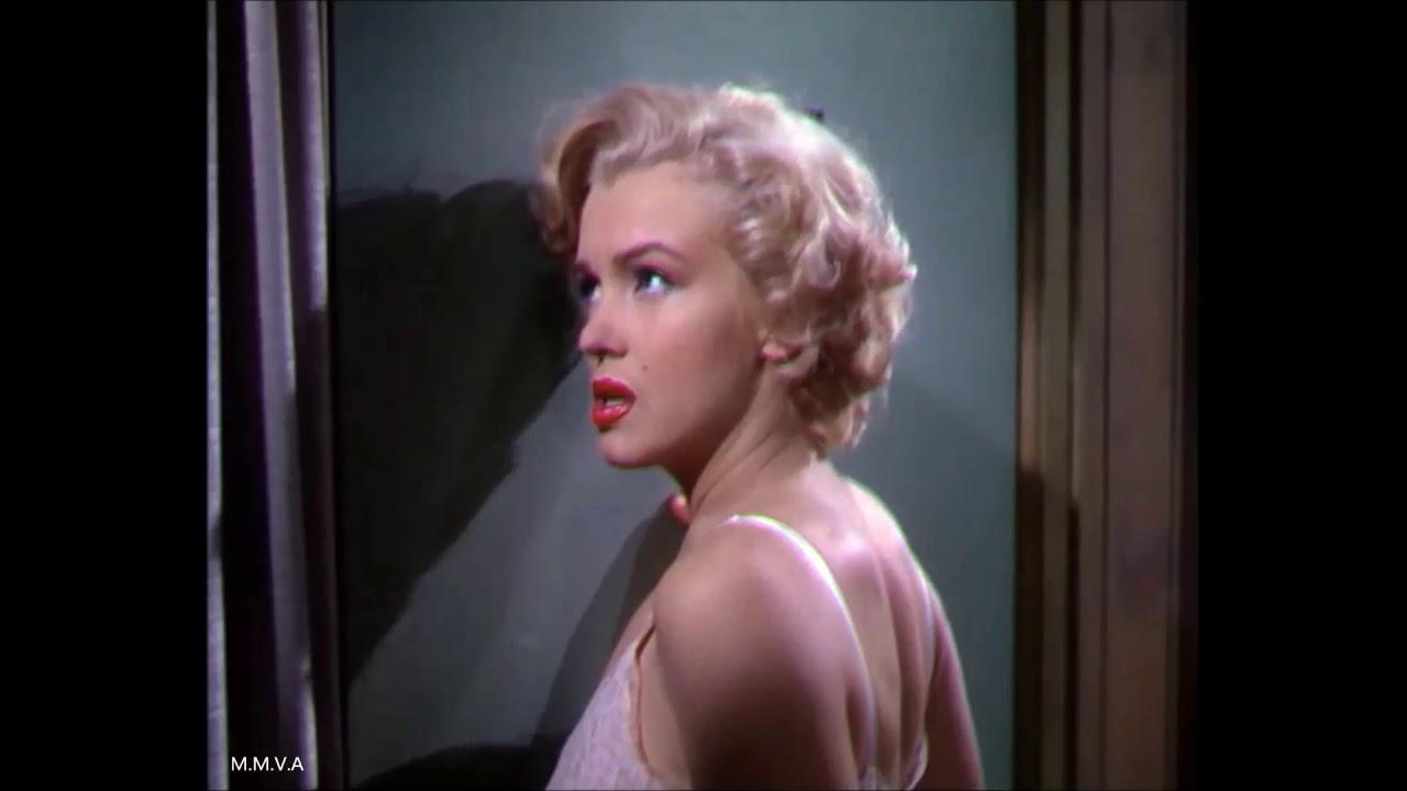 Marilyn Monroe In Niagara Stop Knocking Youtube