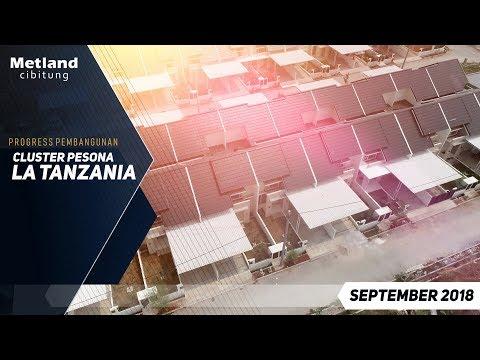 Metland Cibitung - Cluster Pesona La Tanzania - September 2018